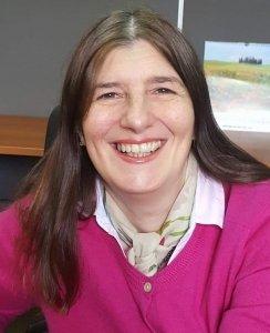 Consolación Otaño, Directora de Estudios Económicos del Ministerio de Agroindustria.
