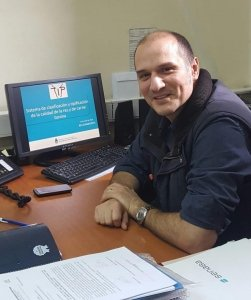 Silvio Marchetti, Director de Ganadería Bovina del Ministerio de Agroindustria.