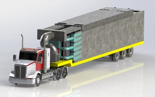 Resultado de imagen para Presentan un prototipo de secadora móvil para alfalfa