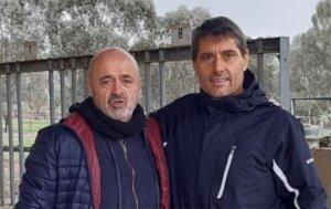 Juan Elizalde y Sebastián Riffel.