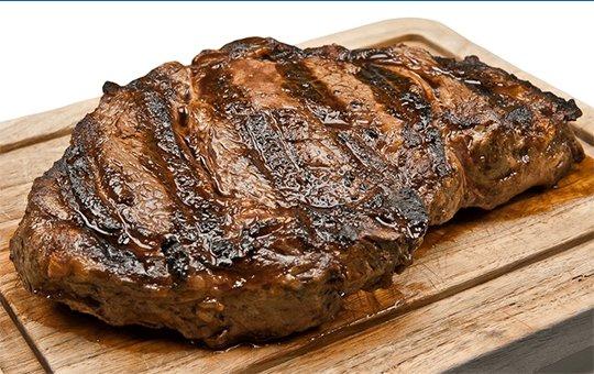 Maduración de la carne en casa