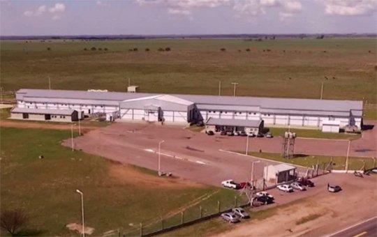 El gobierno de La Pampa vendió un frigorífico por $ 400 millones