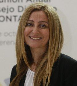 Eugenia Saini, Secretaria Ejecutiva de Fontagro.
